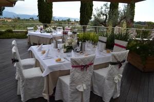 Hochzeitscatering am Gardasee