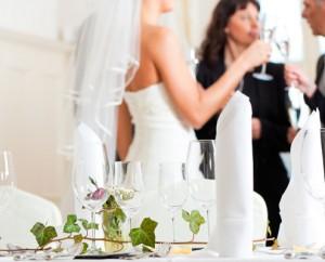 Hochzeitsfeier am Gardasee