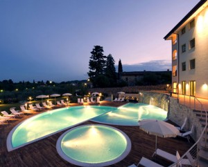 romantisches Hotel am gardasee