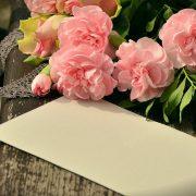 Valentinstag Gardasee-Blumen